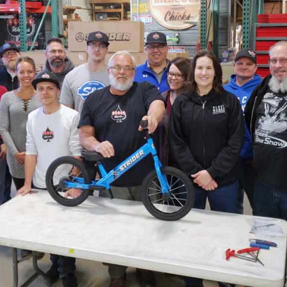 Mitchell South Dakota- All Kids Bike Comin' In HOT, Thanks To Klock Werks!