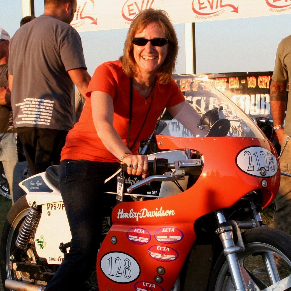 All Kids Bike National Ambassador; Marilyn Stemp, A Life Dedicated To All Things Two-Wheels