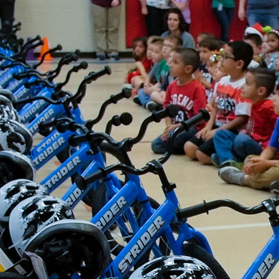 Is Funding A Kindergarten Learn-To-Ride Program The Right Fit For You?