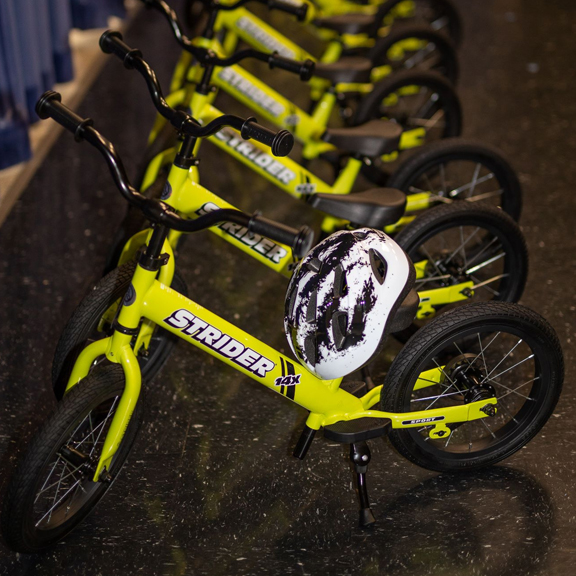 Buckhannon Academy Elementary Receives 22 Bikes; First School in West Virginia