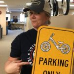 Jenn Smith - Strider Parking Only