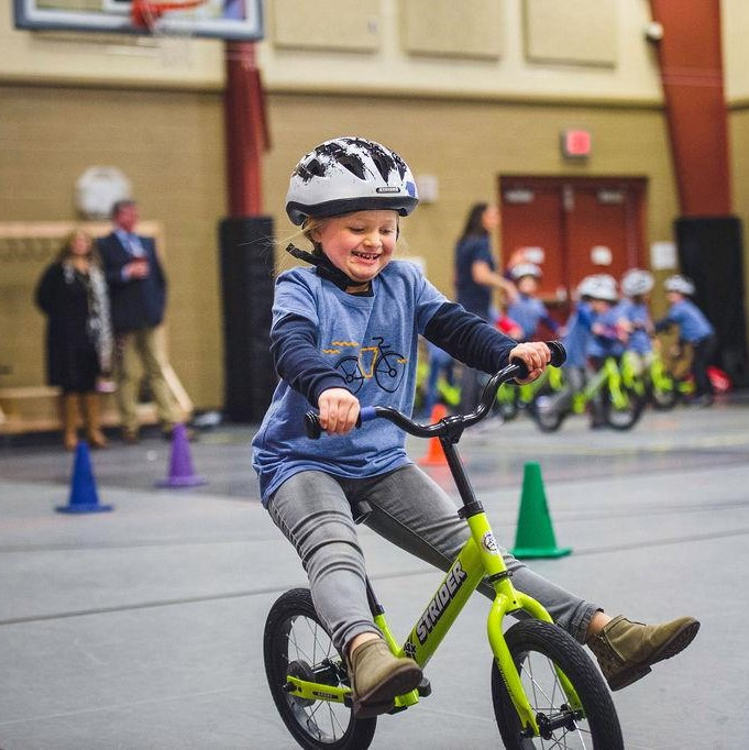 30 Northwest Arkansas Schools to Participate in All Kids Bike Program to Help Kids Learn Bike Skills