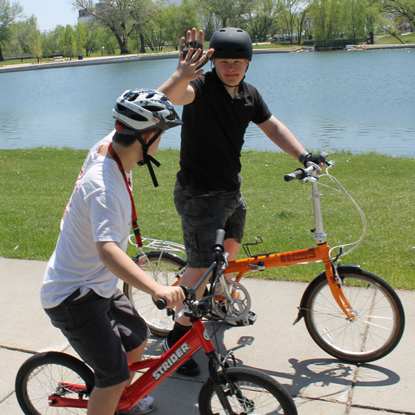 Benefits Of Biking; How Learning To Ride A Bike Is Inspiring Kids With Down Syndrome